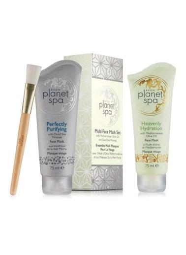 Avon Planet Spa Multi Yüz Maskesi Seti Renksiz